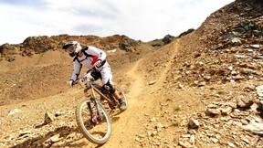 bisiklet,yarış,gökyüzü,dağ