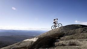 bisiklet,doğa,dağ,gökyüzü