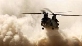 boeing,chinook,helikopter,toz bulutu