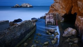 deniz,doğa,kayalık