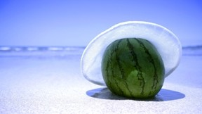 doğa,karpuz,meyve,plaj,güneş,deniz