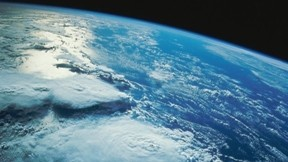 uzay,dünya,bulut