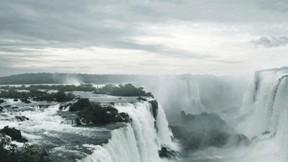 Iguazu,şelale,doğa,gökyüzü,bulut