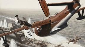 savaş,uçak,deniz,denizaltı,tarih