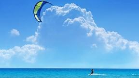 sörf,deniz,yelken,gökyüzü