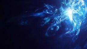 soyut,duman,mavi