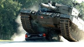 leopard,tank,askeri taşıt,orman,test