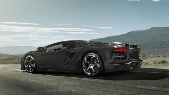 Lamborghini Aventador LP700 Manson