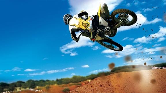 Motocross Atlayış