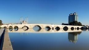 adana,park,cami,köprü