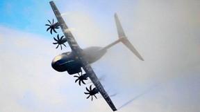 airbus,a400m,uçak,atlas,nakliye uçağı,gökyüzü