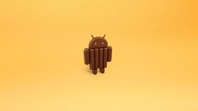 android,işletim sistemi,logo,kitkat
