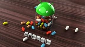android,işletim sistemi,logo,marka,3d,jelly bean