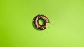 android,işletim sistemi,logo,donut