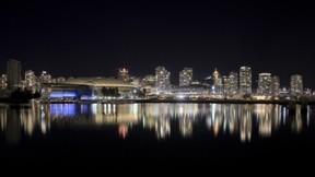 vancouver,şehir,hdr,deniz