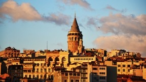 istanbul,galata kulesi,beyoğlu,gökyüzü