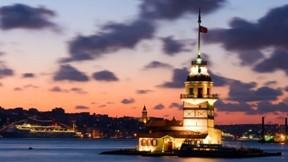 istanbul,kız kulesi,deniz,bulut