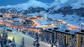 kış,şehir,gece,kar,dağ