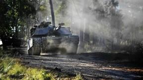 m1 abrams,tank,askeri taşıt,tatbikat,doğa,ağaç,yol