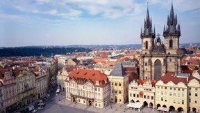 prag,şehir,katedral