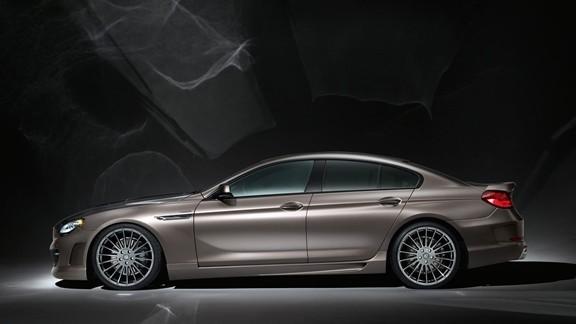 BMW M6 Gran Coupe Hamann