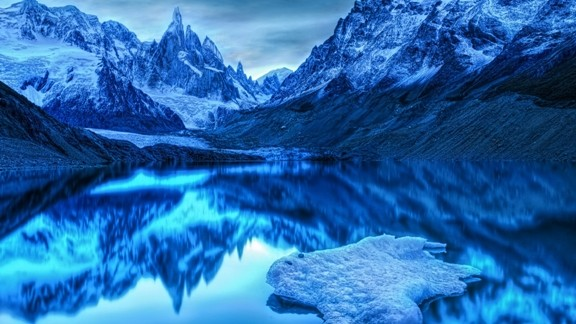 Buz Manzarası