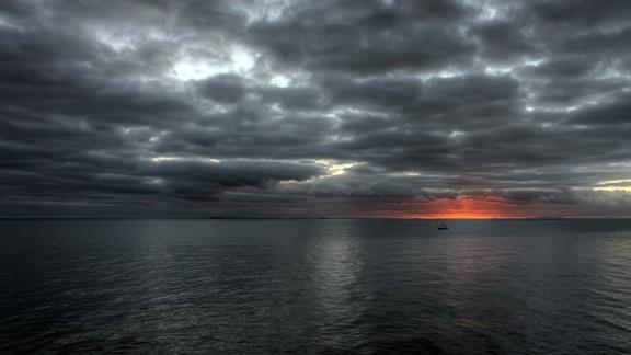 Ufukta Günbatımı