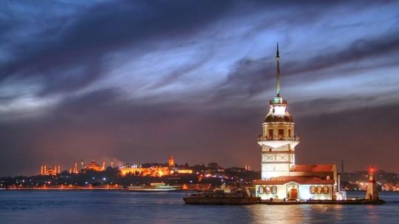 Kız Kulesi ve Tarihi Yarımada