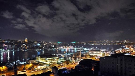 Gece İstanbul