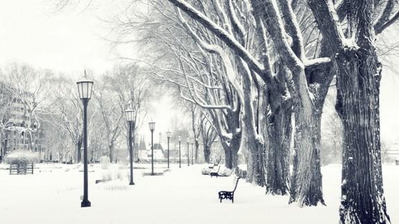 Karlı Sokaklar