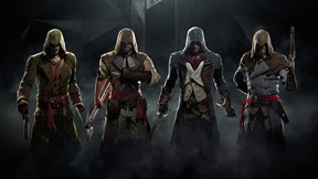 assassins creed,unity