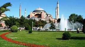 ayasofya,cami,istanbul,türkiye,çimen