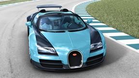 bugatti veyron,grand vit sport,pist