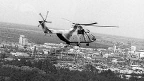 çernobil,patlama,nükleer,helikopter