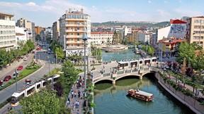 eskişehir,türkiye,şehir,nehir