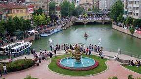 eskişehir,türkiye,nehir