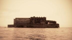 hashima adası,harabe,tarih