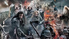 hobbit,beş ordular savaşı,film,2014,richard armitage,dean ogorman,aidan turner,ian mckellen,martin freeman