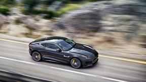 jaguar,f-type,r coupe,sürüş