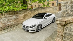 mercedes benz,s serisi,coupe