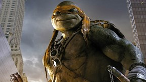 ninja kaplumbağalar,michelangelo