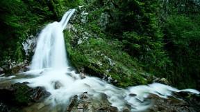 doğa,şelale,kayalık