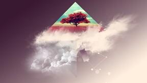 soyut,prizma,ağaç