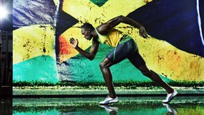 usain bolt,spor,koşucu,jamaika