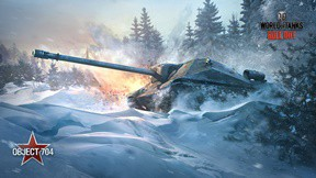 world of tanks,tank,object 704