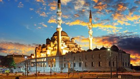 yeni cami,cami,istanbul