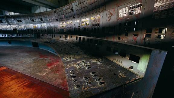Çernobil Reaktör Kazası