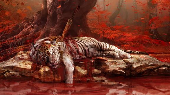 Far Cry 4 Konsept Çalışma