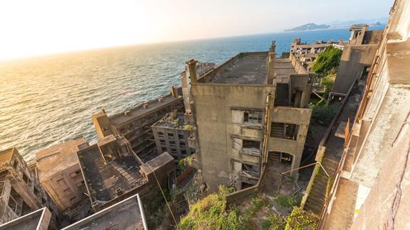 Hashima Adası