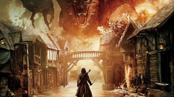 Hobbit: Beş Ordular Savaşı